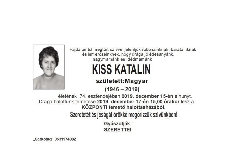 KIS KATALIN
