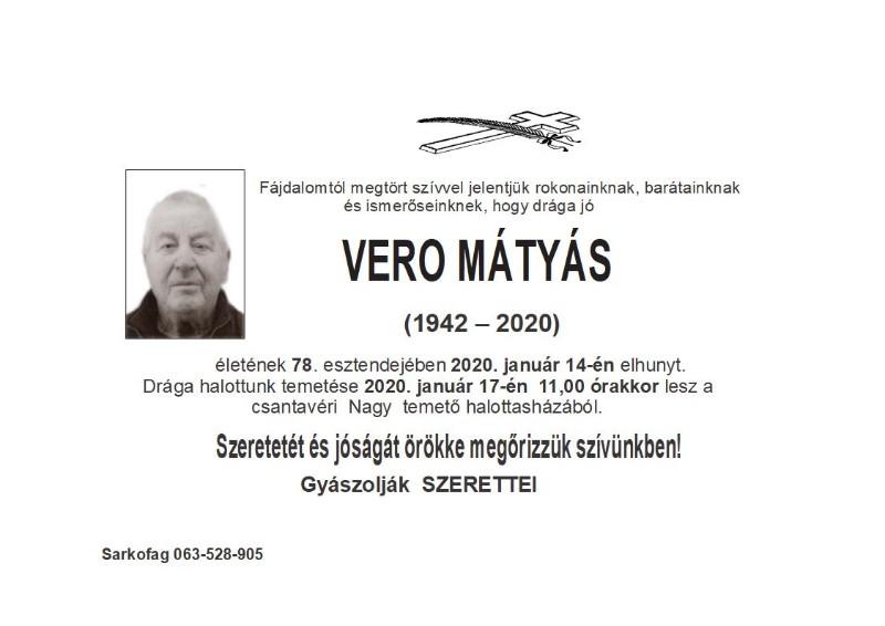 VERO MAĆAŠ- CANTAVIR