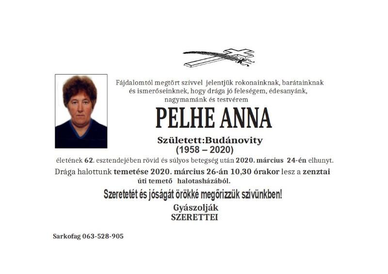 PELHE ANNA