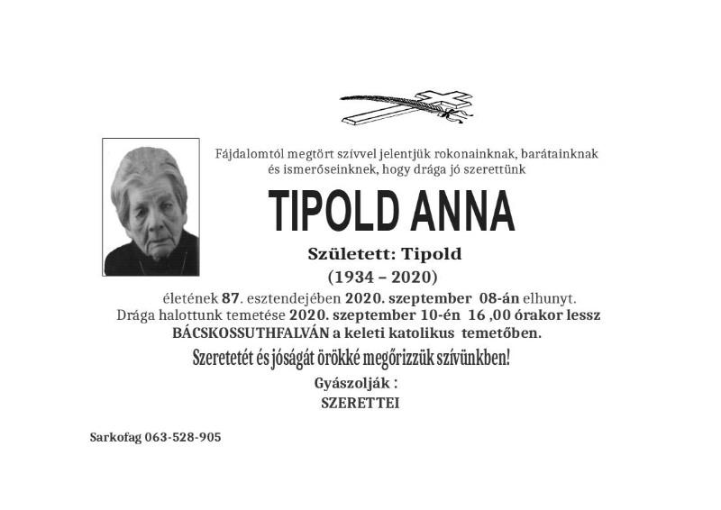 TIPOLD ANA 2